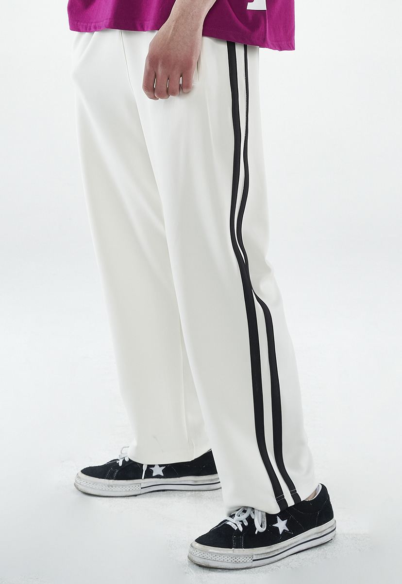 [크럼프] Crump two line wide track pants (CP0146-2)