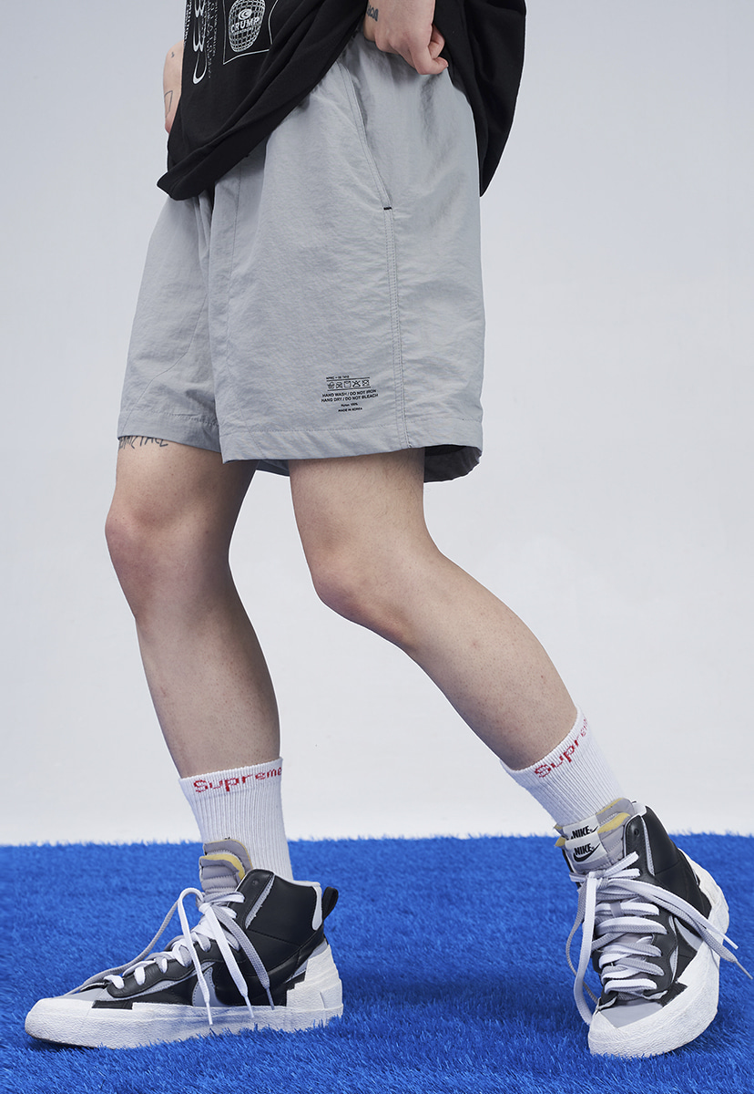 [크럼프] NYLON EASY BANDING SHORTS (CP0147-1)