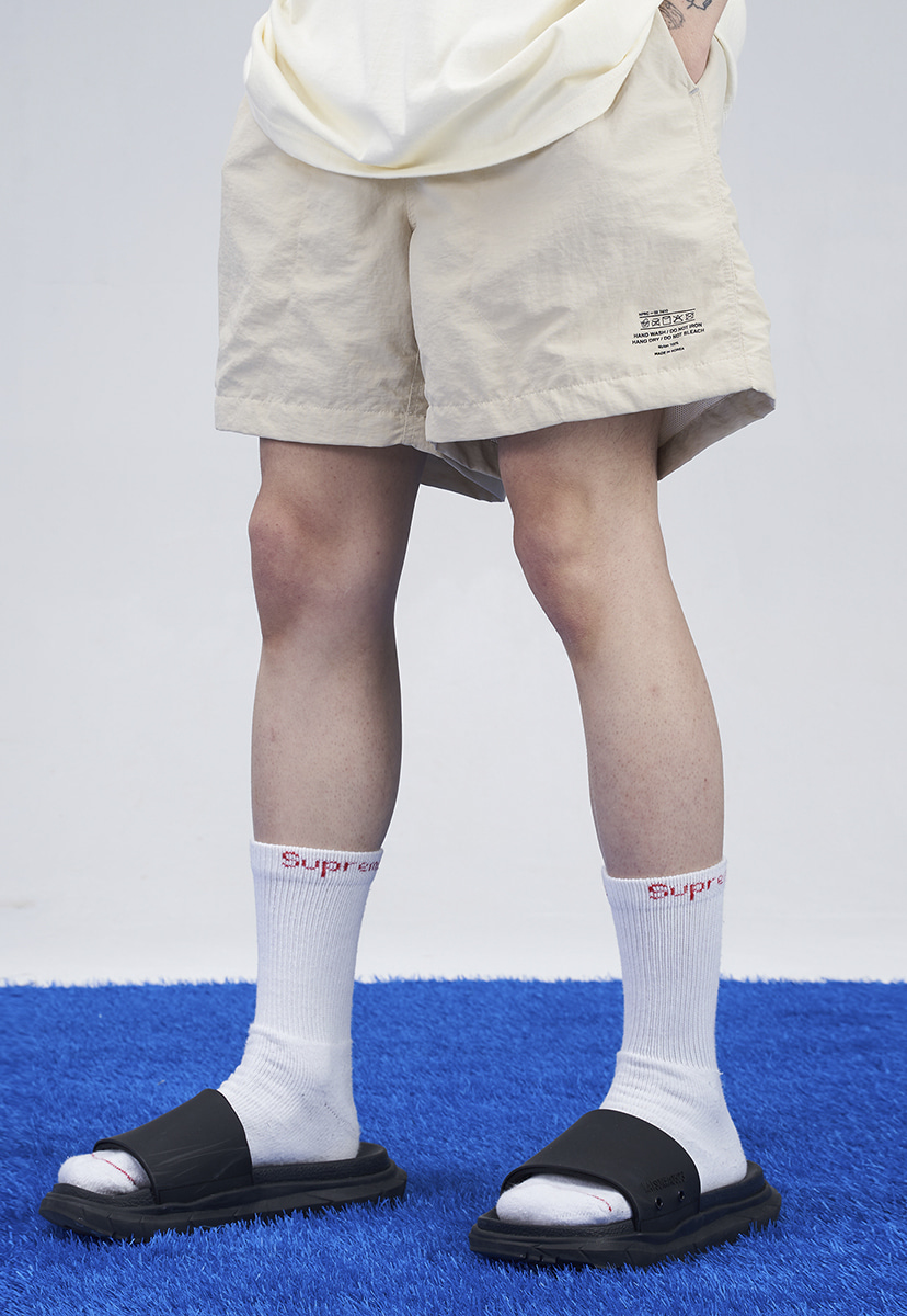 [크럼프] NYLON EASY BANDING SHORTS (CP0147-2)