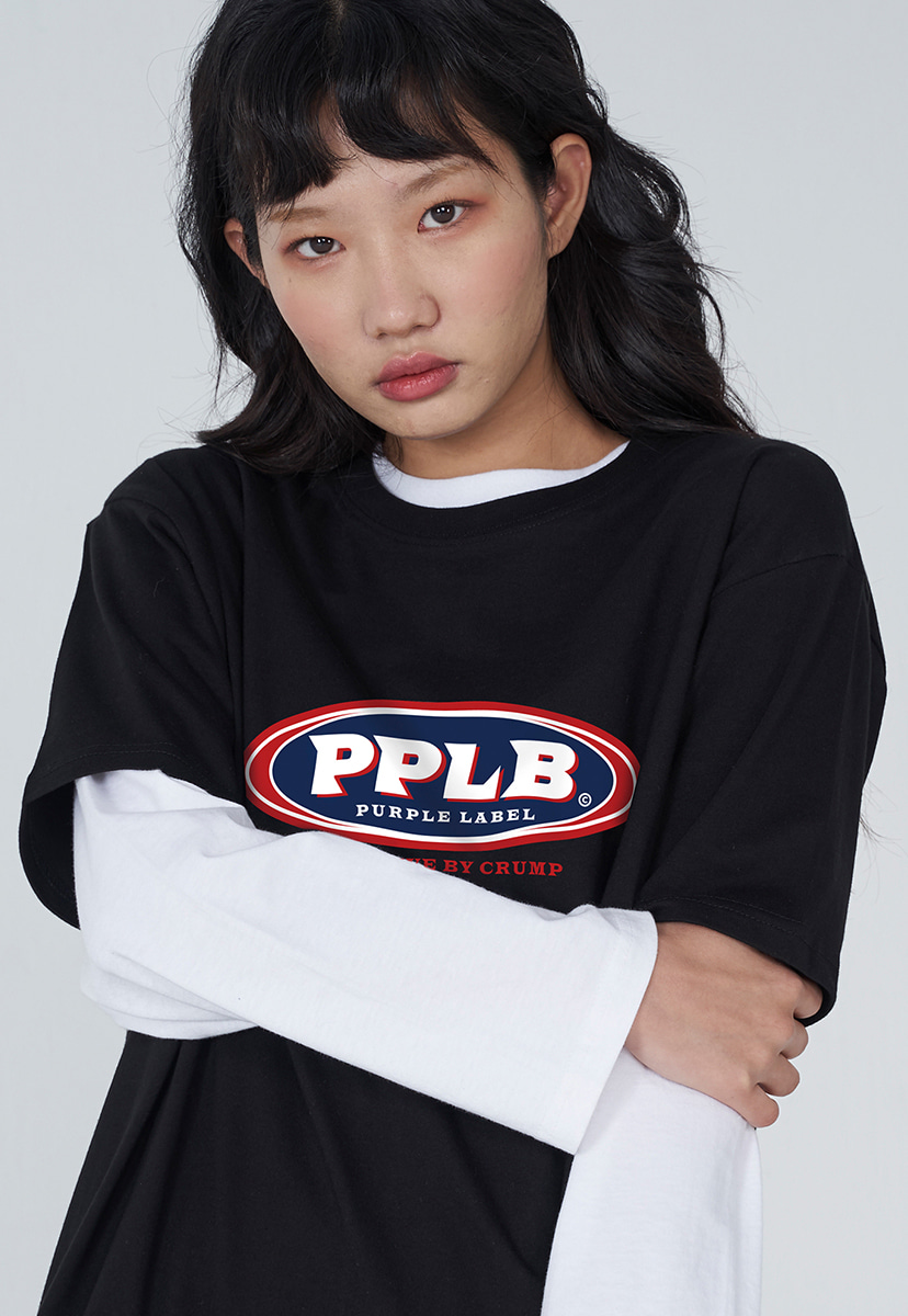 [퍼플라벨] PURPLE LABEL COLOR LOGO TEE (PT0038)
