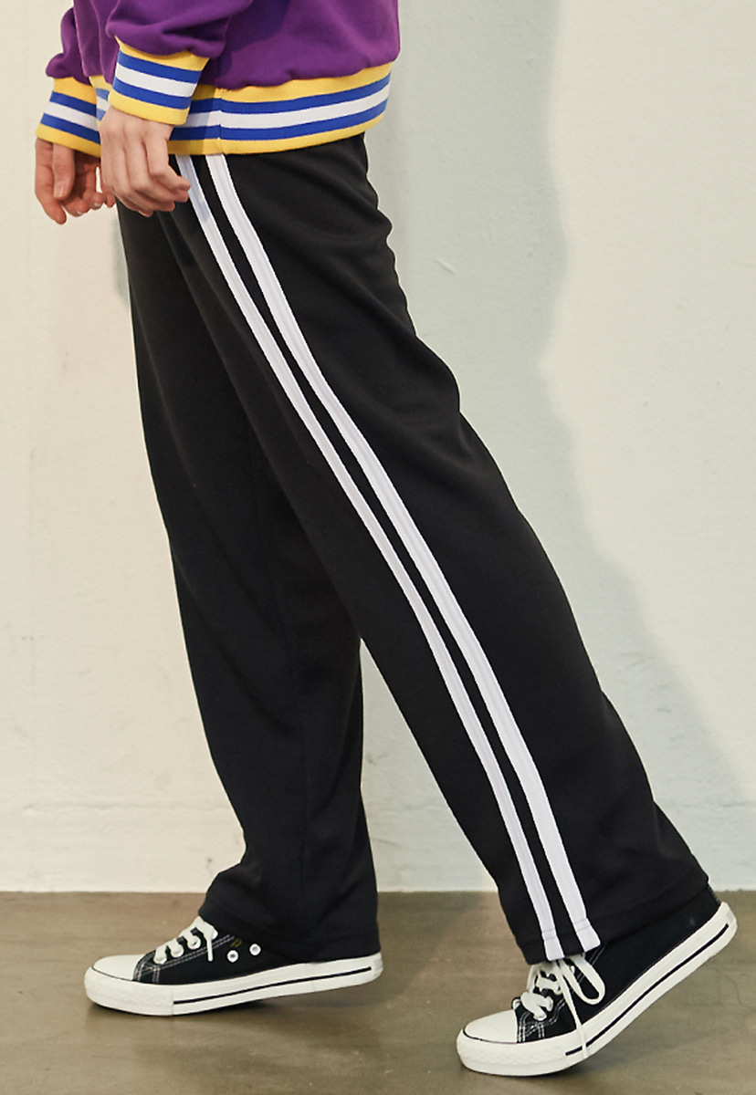 ★오다 주웠다★ [크럼프] Crump two line track pants(CP0050)