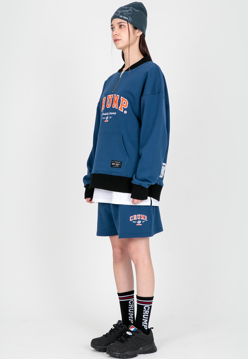 [크럼프] clásico zip up MTM set (CT0293)