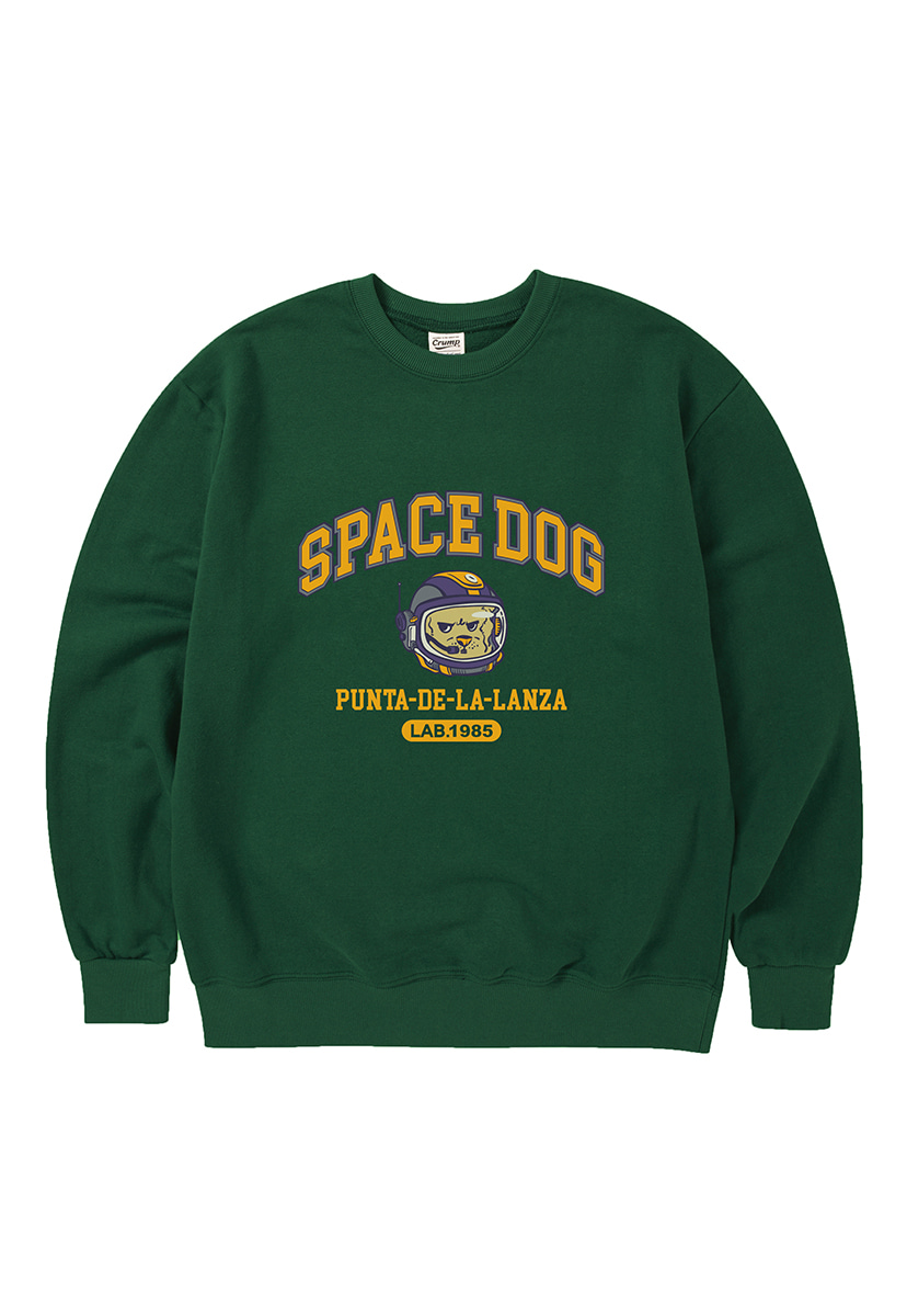 SPACE DOG SWEATSHIRT (CT0305-1) + CT0301