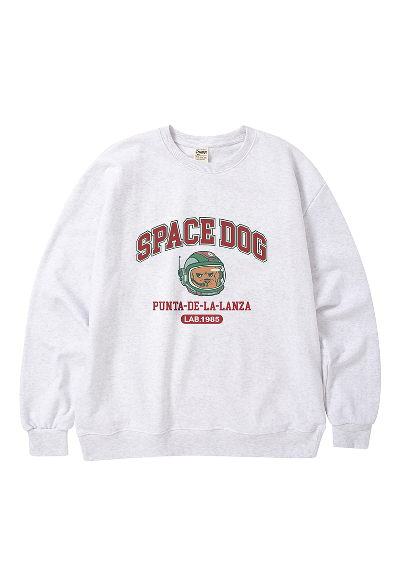 SPACE DOG SWEATSHIRT (CT0305-3) + CT0301