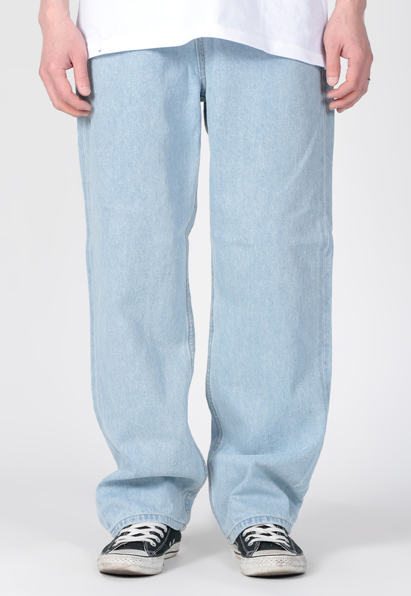 crump wide long snow denim (CP0172-2)