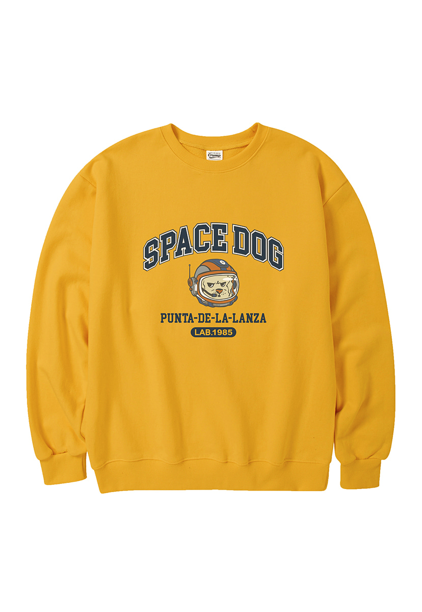 SPACE DOG SWEATSHIRT (CT0305-2) + CT0301