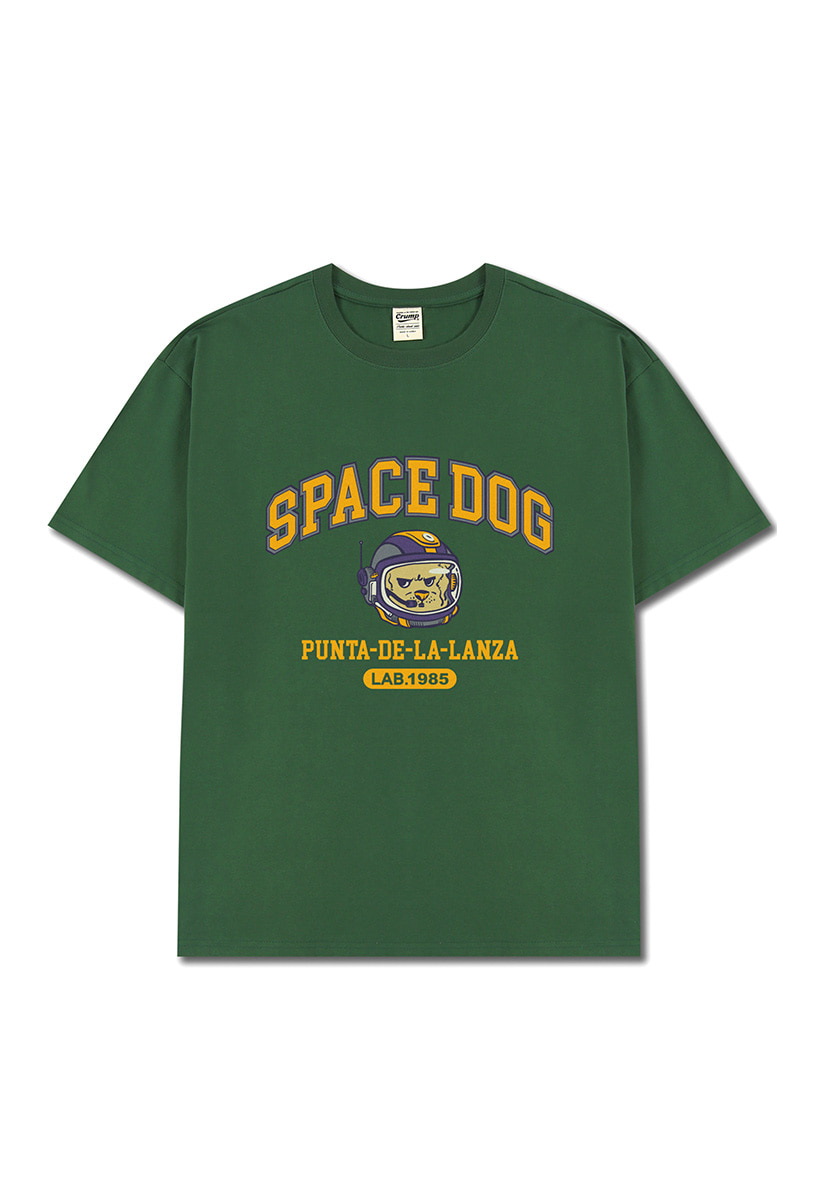 CRUMP SPACE DOG T-SHIRT (CT0308)
