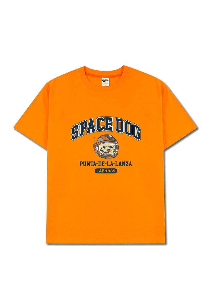 CRUMP SPACE DOG T-SHIRT (CT0308-2)