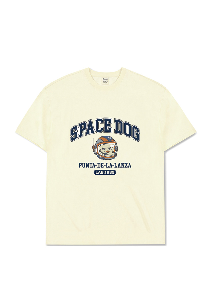 CRUMP SPACE DOG T-SHIRT (CT0308-4)