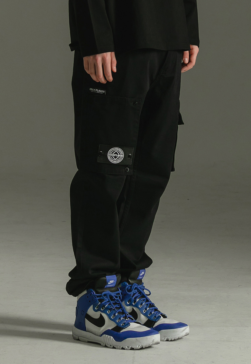 [크럼프] Techflavor 2way cargo pants (TP0012)