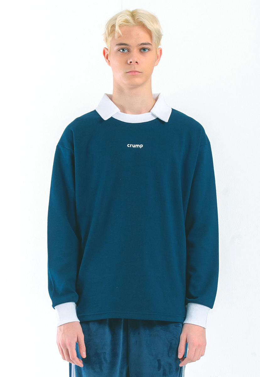 [크럼프] Crump collar long sleeves (CT0184-1)
