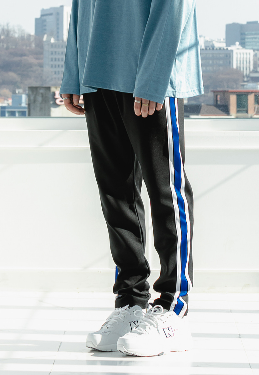 [크럼프] Crump slim color track pants (CP0081-2)