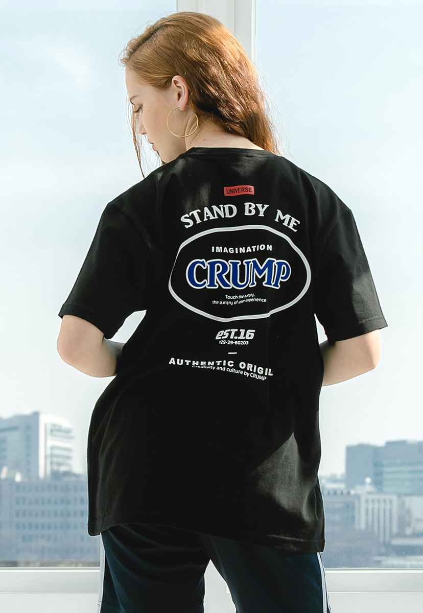 [크럼프] Crump stand by short sleeve (CT0194)