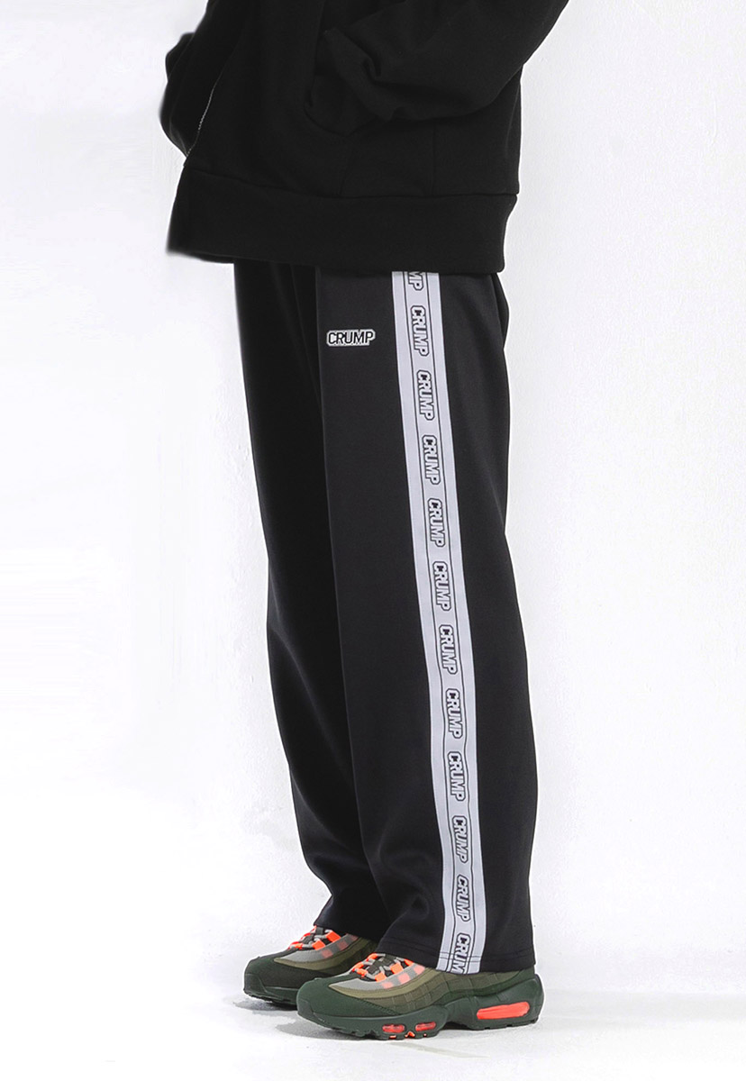 [크럼프] Crump side wide track pants (CP0078)