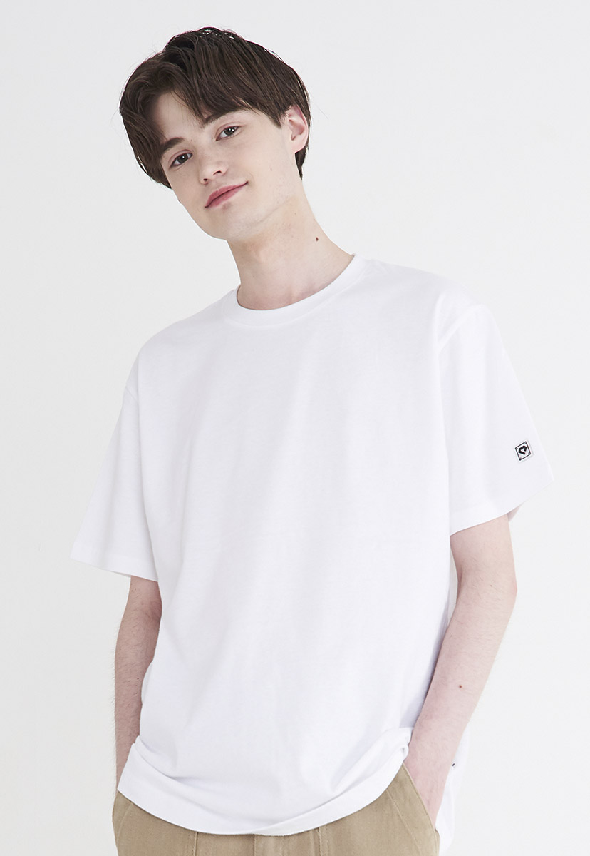 [크럼프] [30수] Crump standard cotton t-shirt (CT0211-1)