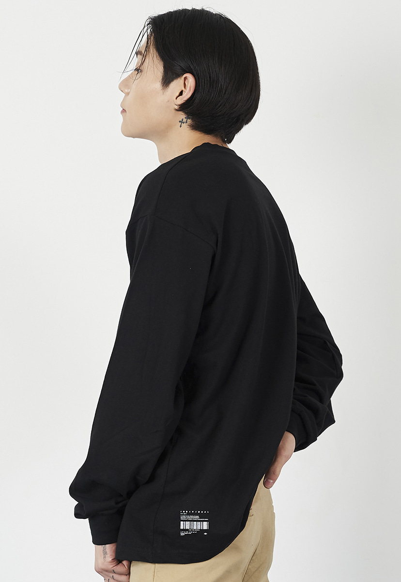 [크럼프] Crump overfit solid long sleeves (CT0218)