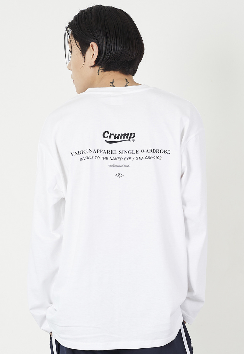 [크럼프] Crump essential long sleeves (CT0221-2)