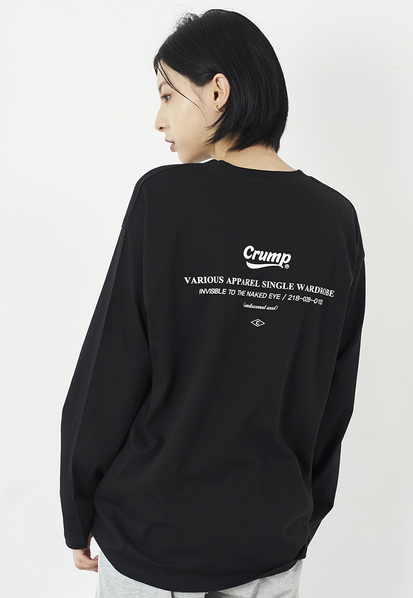 [크럼프] Crump essential long sleeves (CT0221)