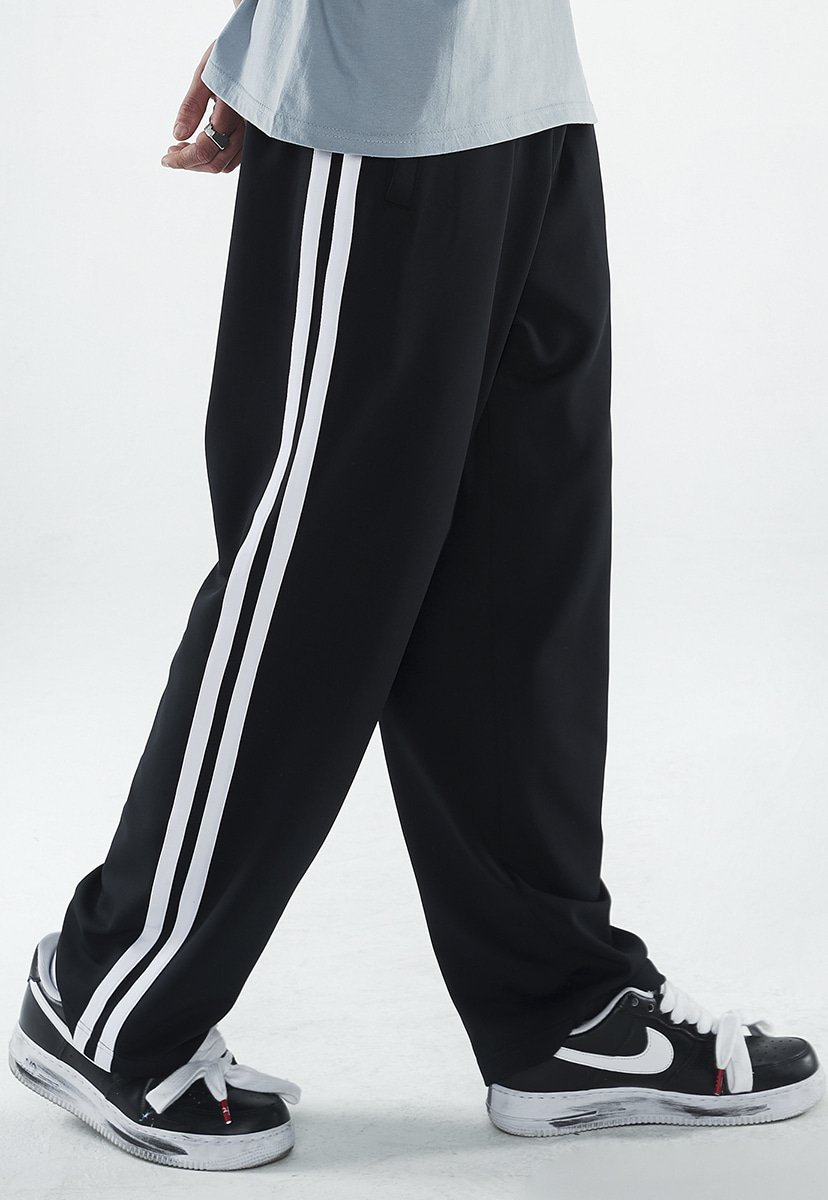 [크럼프] Crump two line wide track pants (CP0146)