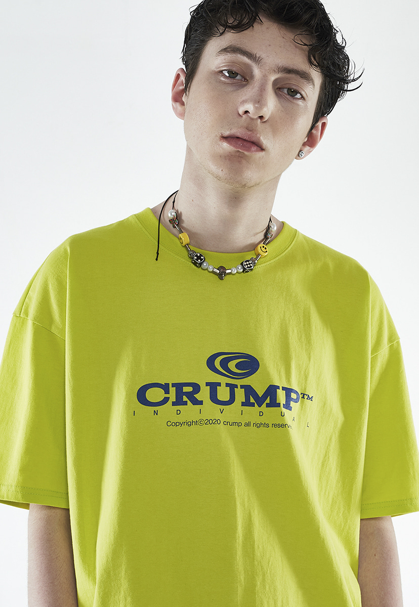 [크럼프] Crump 2020 signature logo t-shirt (CT0257-4)